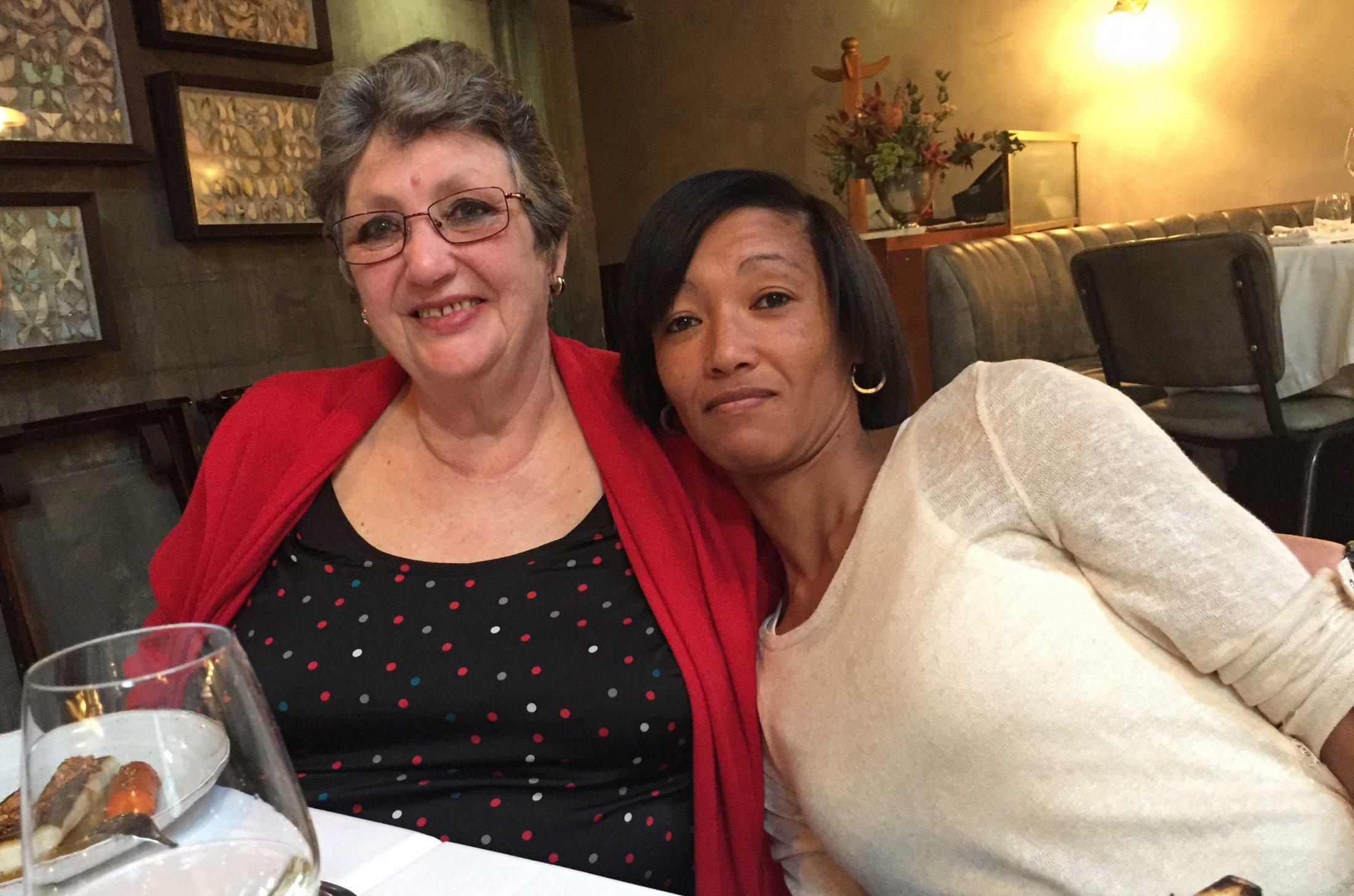 Monica & Bianco. Philip's birthday at The Shortmarket Club, Cape Town, 14.08.2017