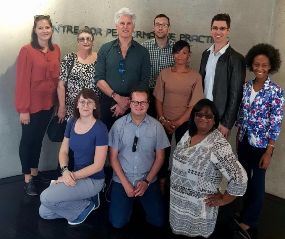 Folio team building excursion to the Zeitz Museum of Contemporary African Art in the V&A Waterfront on 17.11.2017.