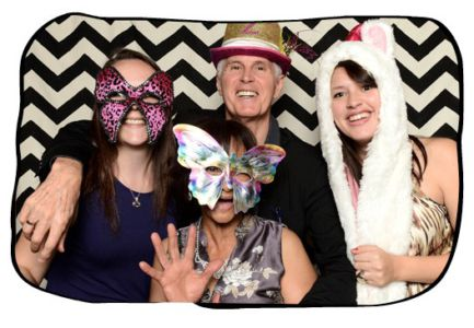 Caro, Anne, Philip & Lauri at Henk's wedding. Porterville, 7.11.15.