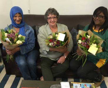 Happy Mother's Day to Folio's three mothers, 8 May 2016.