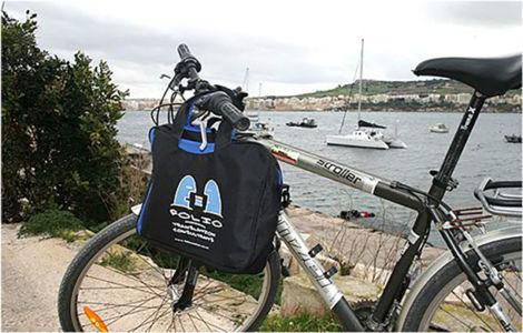 Bag goes to Malta