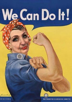 Monica-Poster