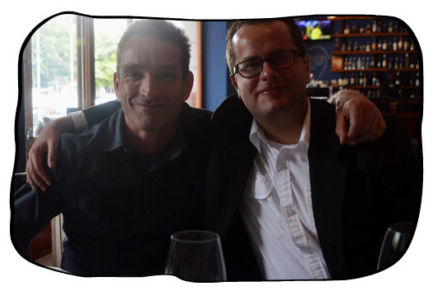 Brothers in arms: Eduan & Johan. 13.08.14