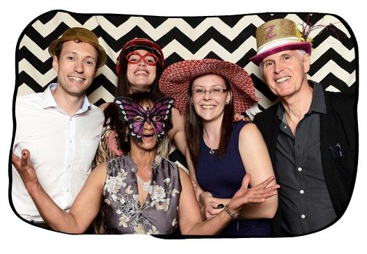 Henk, Anne, Lauri, Caro & Philip at Henk's wedding. Porterville, 7.11.15.