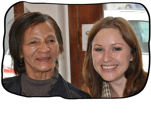 2012.07.26 Anne & Marli, Roberto's Signature Restaurant, Cape Town.