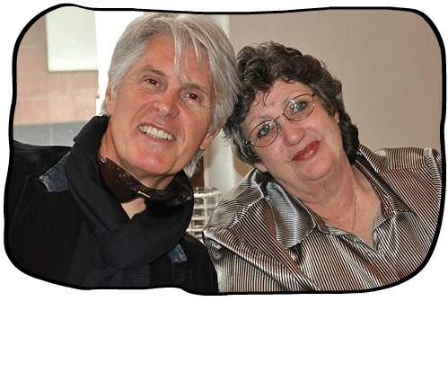 2012.07.26 Philip & Monica, Roberto's Signature Restaurant, Cape Town.