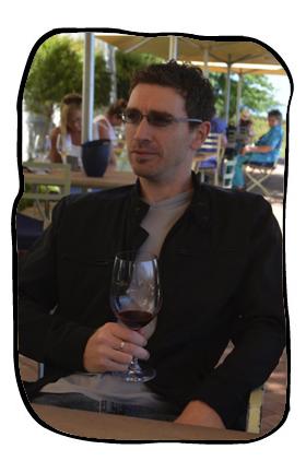 Simon, Ernie Els Wines, 14 March 2014.