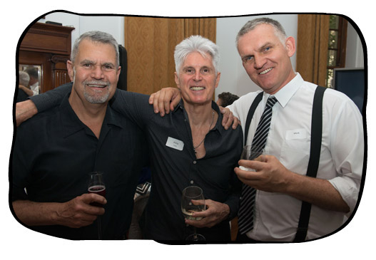 Folio's year-end party at the Cape Town Club, Cape Town, 9 December 2015.