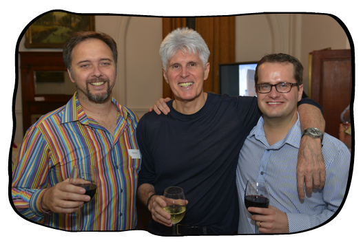 Folio Year-End Party, 9 December 2014, The Cape Town Club, Queen Victoria Street, Cape Town.