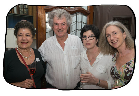 Folio's year---end party at the Cape Town Club, Cape Town, 9 December 2015.
