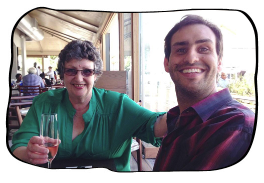 Celebrating Henk's birthday. Monica & Eddie, Mondiall, Waterfront, Cape town 2013 12 13