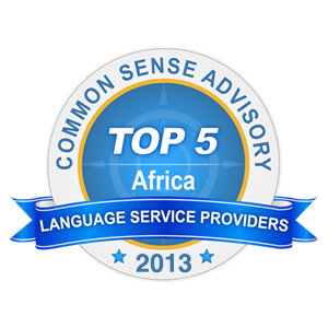 CSA Africa Language Award 2013