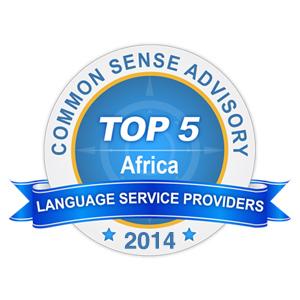 CSA Top 5 Award 2014