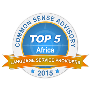 CSA Africa Language Award 2015 Top 5