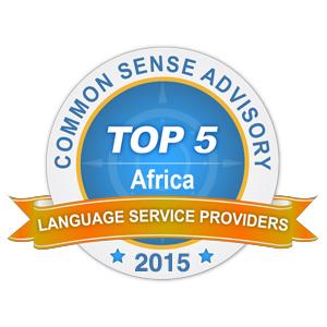 CSA Top 5 Award 2015