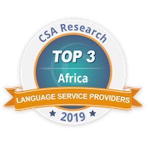 CSA Top 3 Award 2019